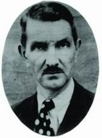 Beşiktaş J.K. - Mehmet Şamil Şhaplı, one of the founding members and first president of Beşiktaş J.K.