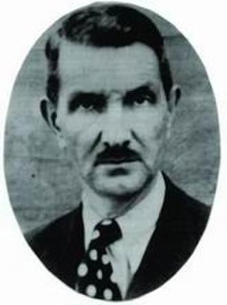 Beşiktaş J.K. - Mehmet Şamil Şhaplı, one of the founding members and first president of Beşiktaş J.K.