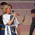 Meike Gottschalk als Agnetha - ColognePride 2009 (2407).jpg