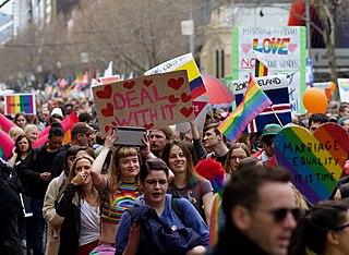 LGBT history in Australia
