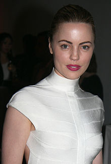 Melissa George - the hot, sexy,  actress  with Scottish, English,  roots in 2020