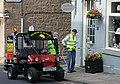 Melrose in Bloom squad at work - geograph.org.uk - 868874.jpg