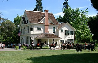 Ardenwood Historic Farm human settlement in California, United States of America