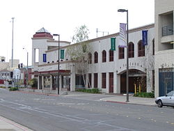 Downtown Merced