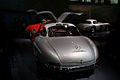 Mercedes-Benz 300SL 1955 Flügeltüren Gullwing Coupè LRear MBMuse 9June2013 (14797077287).jpg