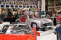 Mercedes-Benz 300SL 1955 Flügeltüren Gullwing RSideFront SATM 05June2013 (14598736814).jpg