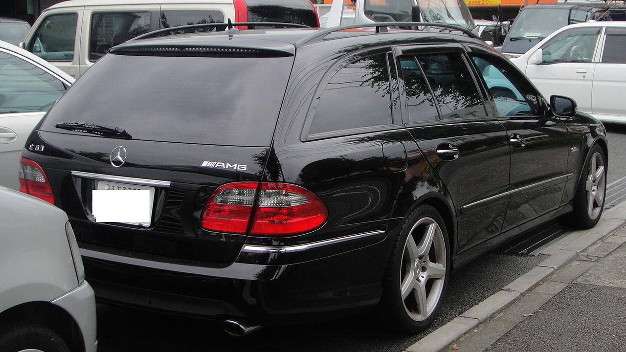 File mercedes benz e63 amg stationwagon rear tx for Mercedes benz laredo tx