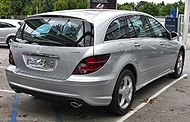 Mercedes R320CDI L 4Matic rear.JPG