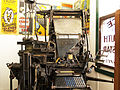 Mergenthaler Linotype typesetting machine.jpg
