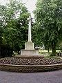 Merridale Cemetery, war memorial - geograph.org.uk - 1347386.jpg