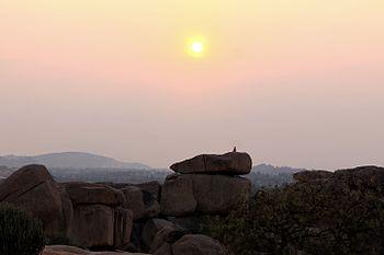 Mesmerizing sunset at Hampi.jpg