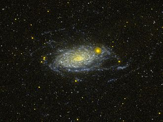 Sunflower Galaxy - Image: Messier 63 GALEX Wiki Sky