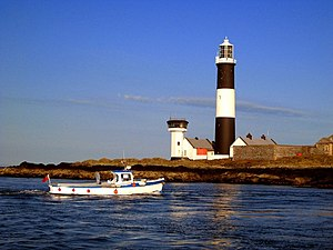 Copeland Islands - Mew Island Lighthouse