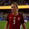 Mewis walks off after a knock.jpg