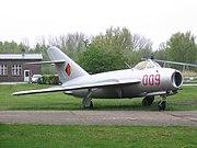 MiG-17-2008-Peenemunde-tail