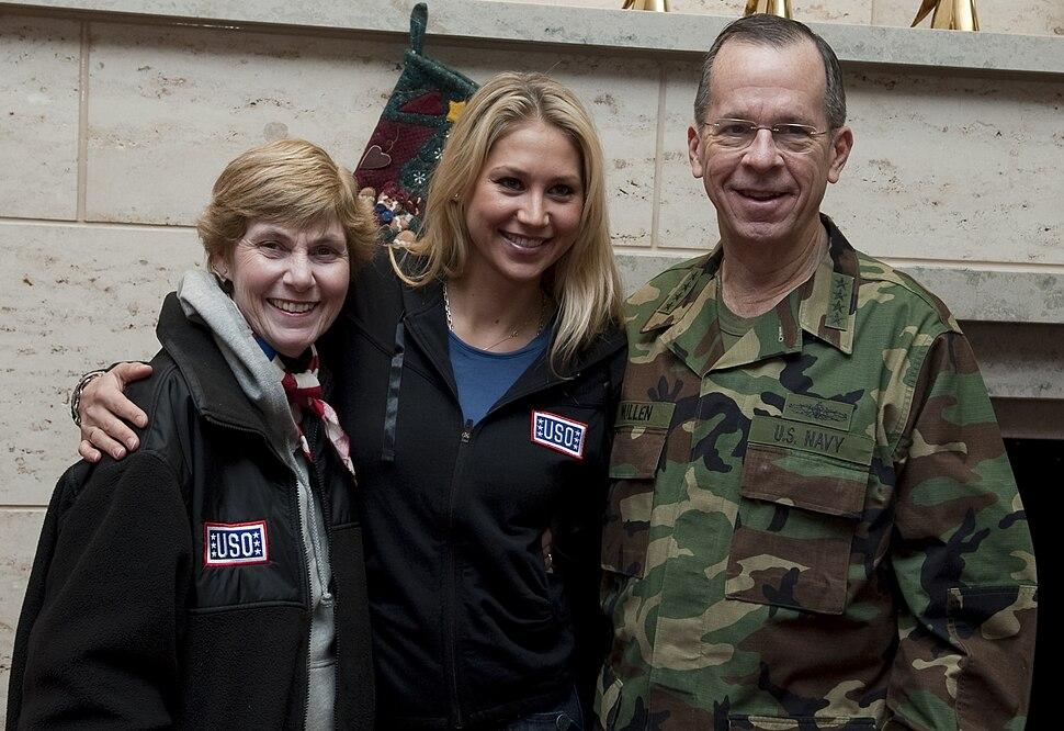 Michael %26 Deborah Mullen with Anna Kournikova.jpg