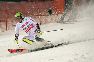 Michael Matt Austrian alpine skier
