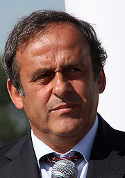 Michel Platini in Wroclaw by Klearchos Kapoutsis tight crop