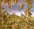 Michelangelo, giudizio universale, dettagli 34.jpg