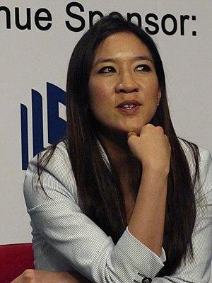 Michelle Kwan at the NLB, Singapore.jpg