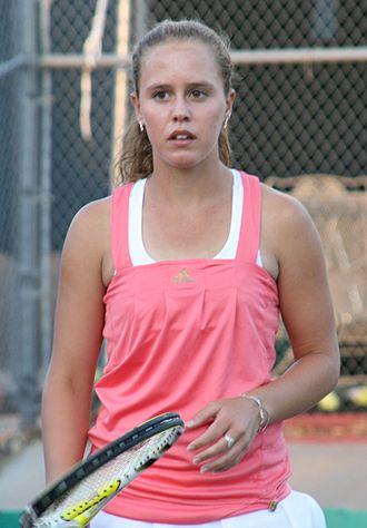 Michelle Larcher de Brito - Larcher de Brito at the 2007 Coleman Vision Tennis Championships in Albuquerque, New Mexico