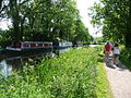Mid Devon , Grand Western Canal and Canal Boats - geograph.org.uk - 1328754.jpg