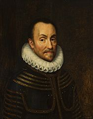 Portret Wilhelma Orańskiego w zbroi