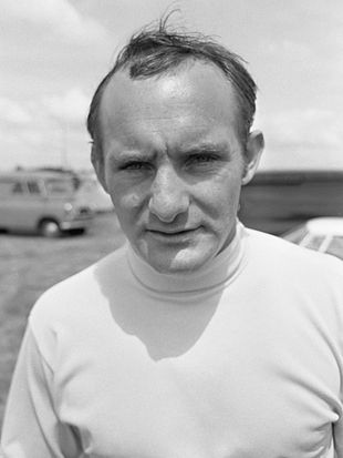 Mike Hailwood en 1967.