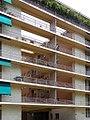 Milano casa Rustici balconi.JPG