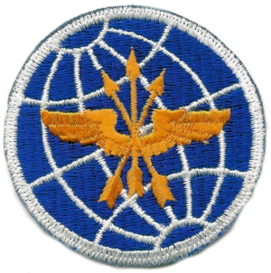13th Air Transport Squadron - Image: Military Air Transport Service Emblem