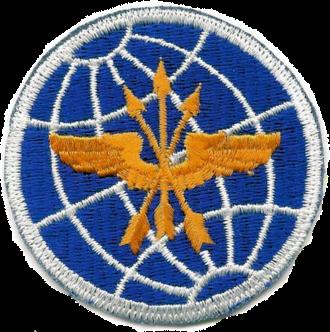 1600th Air Transport Group - Image: Military Air Transport Service Emblem