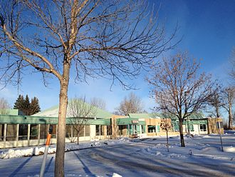 Milk River, Alberta - Milk River Health Centre