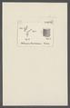 Millepora burtiniana - - Print - Iconographia Zoologica - Special Collections University of Amsterdam - UBAINV0274 111 07 0022.tif