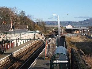 Millom railway station - Image: Millom Railway Station