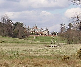 Grade II* listed buildings in Hart - Image: Minley Manor geograph.org.uk 756837