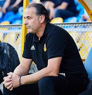 Miodrag Božović Montenegrin footballer and manager