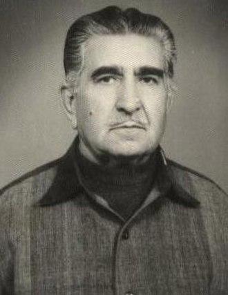 Gul Khan Nasir - Image: Mir Gul Khan Nasir