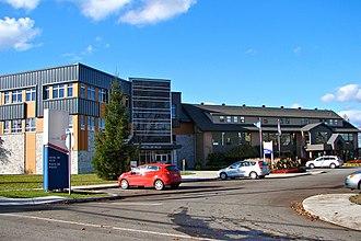 Mirabel, Quebec - City hall of Mirabel