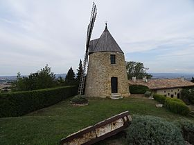 Moulin de Saint Jean.