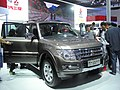 Mitsubishi Pajero CN Spec V6 3.0L In the 14th Guangzhou Autoshow 05.jpg