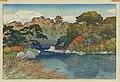 Mitsubishi fukagawa bettei no zu, aki no niwa by Kawase Hasui.jpg