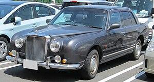 Mitsuoka Galue - A Mk I Galue