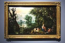 Mittelrhein-Museum, Jan Brueghel d. J., Maria mit Jesus u. Johannes (2014-08-30 Sp).JPG