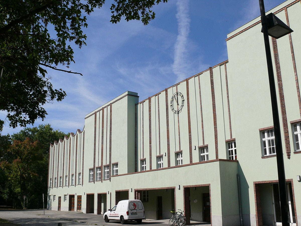 Poststadion Berlin