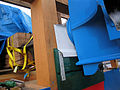 Molen De Koe Ermelo steenbord met metalen kraag.jpg