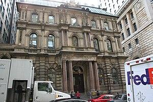 Molson Bank - Image: Molsons Bank Montreal