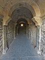 Monasterio de Santa María de Carracedo (Carracedelo). Pasaje.jpg