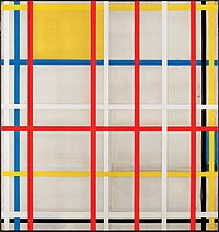 Mondrian - New York City, 3 (unfinished), 1941.jpg