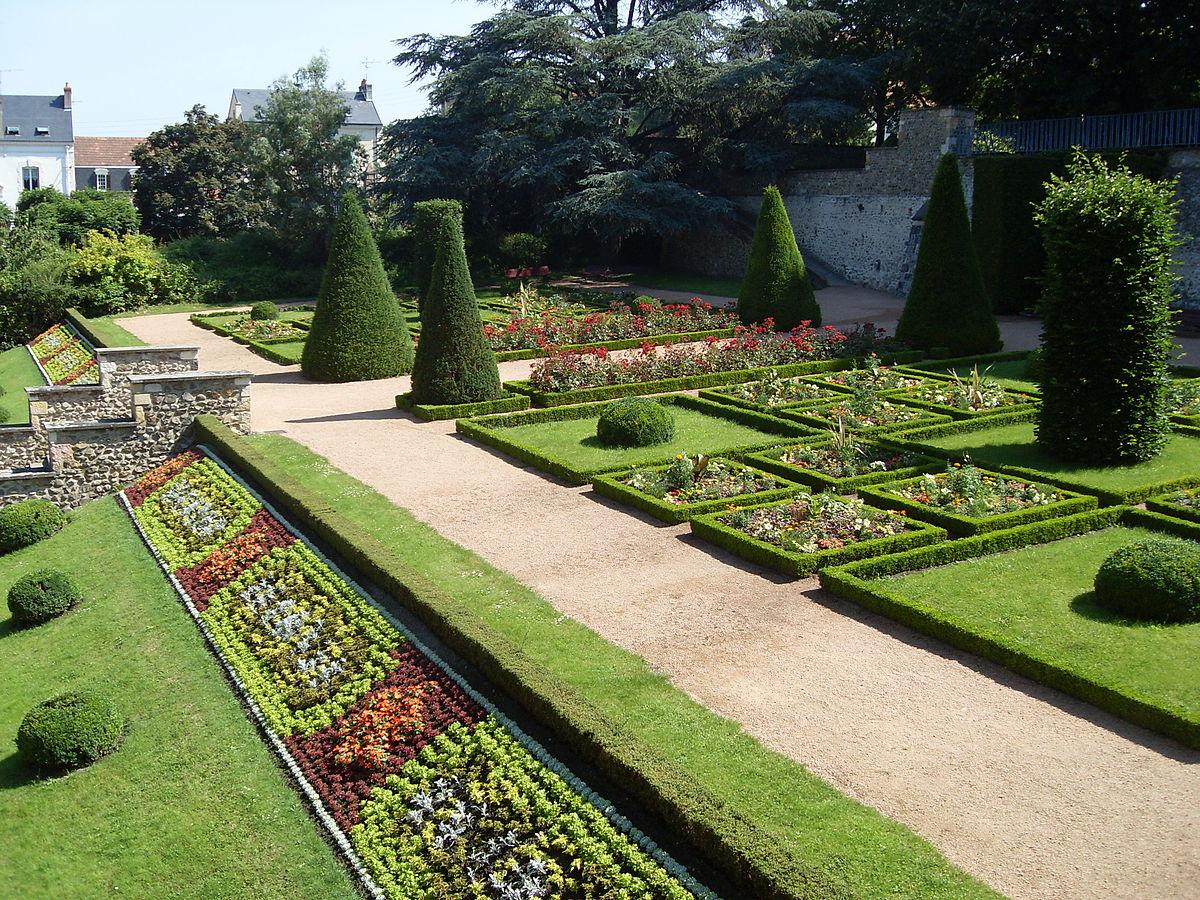 Liste des espaces verts de montlu on wikip dia for Jardin wilson montlucon