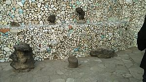 Rock Garden of Chandigarh - Monument at rock garden